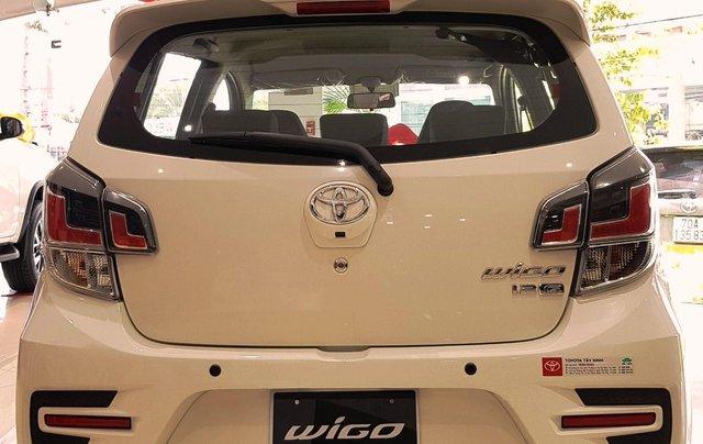 Bán Toyota Wigo 1.2 AT 2020 trả trước 110 triệu giao ngay3
