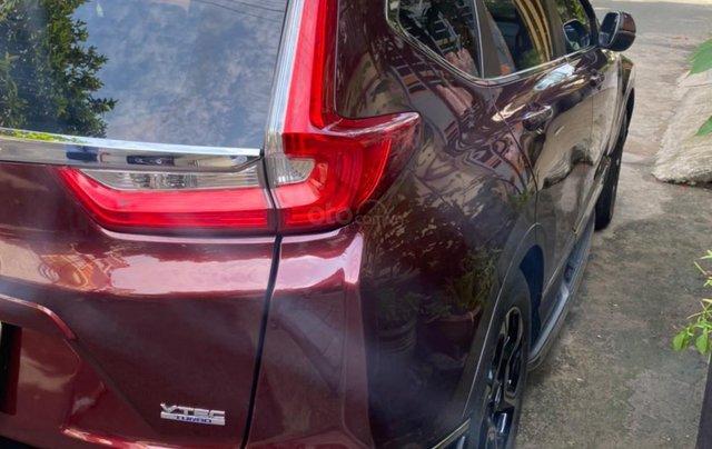 Cần bán Honda CRV L model 2019 màu đỏ mận, giá tốt1