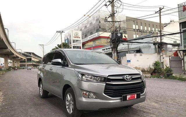 Cần bán gấp chiếc Toyota Innova G đời 2018, giao nhanh1