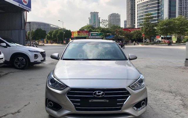 Hyundai Accent 1.4 ATH sản xuất 2018, màu vàng cát3