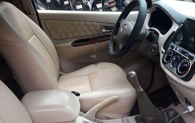 Bán Toyota Innova G năm sản xuất 2007, nhập khẩu nguyên chiếc 4