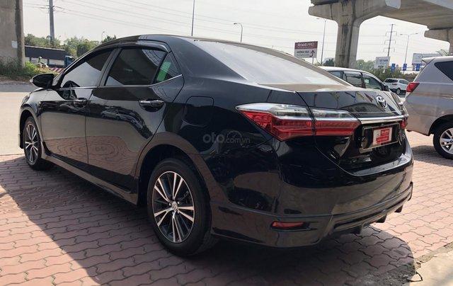 Cần bán Altis 1.8G CVT 2019 đen biển số Sài Gòn đẹp5