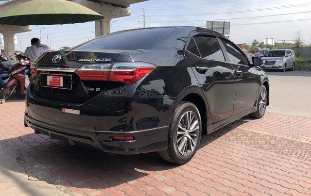Cần bán Altis 1.8G CVT 2019 đen biển số Sài Gòn đẹp6