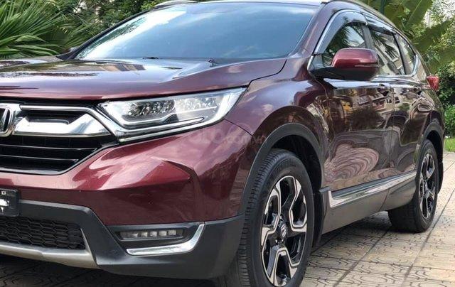 Cần bán xe Honda CRV bản L 2018 màu đỏ rất đẹp3