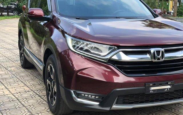 Cần bán xe Honda CRV bản L 2018 màu đỏ rất đẹp1