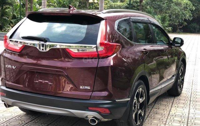 Cần bán xe Honda CRV bản L 2018 màu đỏ rất đẹp6