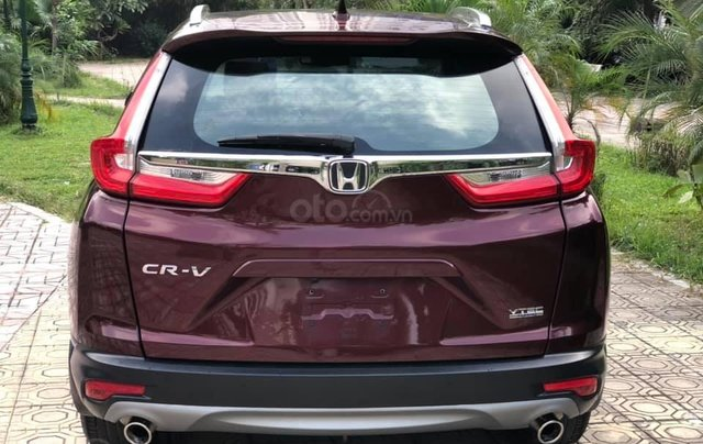 Cần bán xe Honda CRV bản L 2018 màu đỏ rất đẹp4