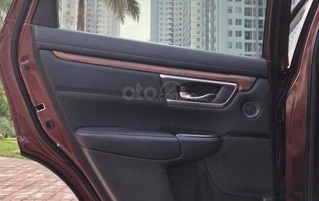 Cần bán xe Honda CRV bản L 2018 màu đỏ rất đẹp7