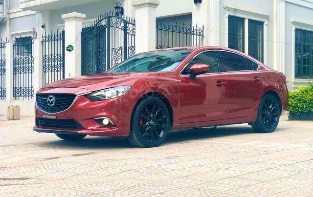 Cần bán gấp với giá ưu đãi nhất chiếc Mazda 6 2.5 sản xuất 20144