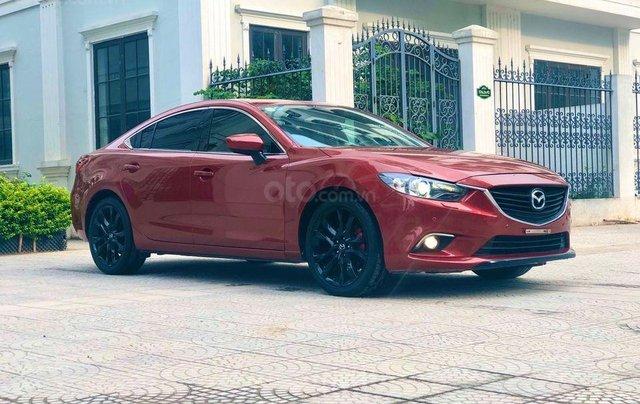 Cần bán gấp với giá ưu đãi nhất chiếc Mazda 6 2.5 sản xuất 20145