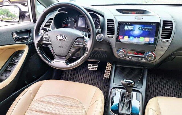Cần bán nhanh chiếc Kia Cerato 1.6AT đăng kí 2017, giao nhanh4