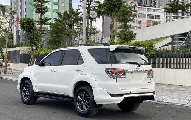 Cần bán xe Fortuner Sportivo 2015, màu trắng3
