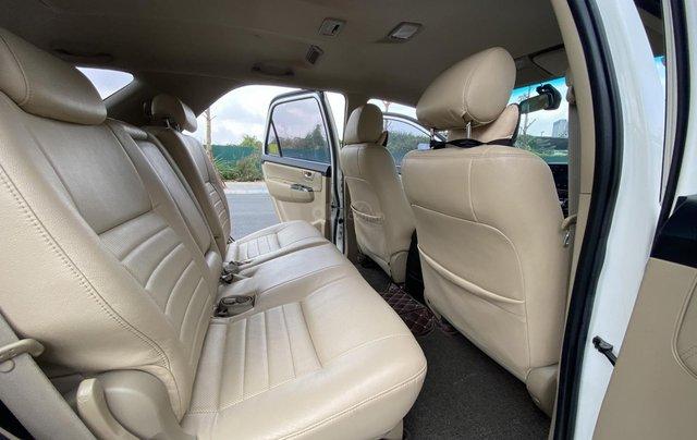 Cần bán xe Fortuner Sportivo 2015, màu trắng7