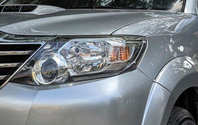 Cần bán nhanh chiếc Toyota Fortuner sản xuất 2014 giá ưu đãi1
