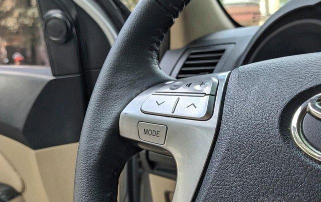 Cần bán nhanh chiếc Toyota Fortuner sản xuất 2014 giá ưu đãi9