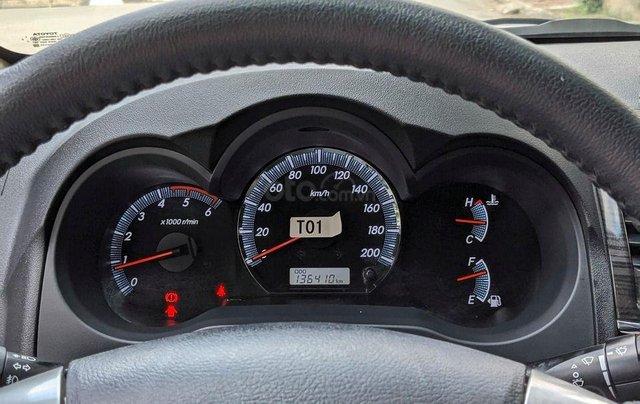Cần bán nhanh chiếc Toyota Fortuner sản xuất 2014 giá ưu đãi8