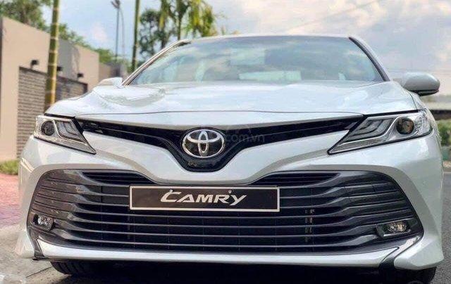 Toyota Vinh - Nghệ An bán xe Camry giá rẻ nhất Vinh Nghệ An, trả góp 80% lãi suất thấp1