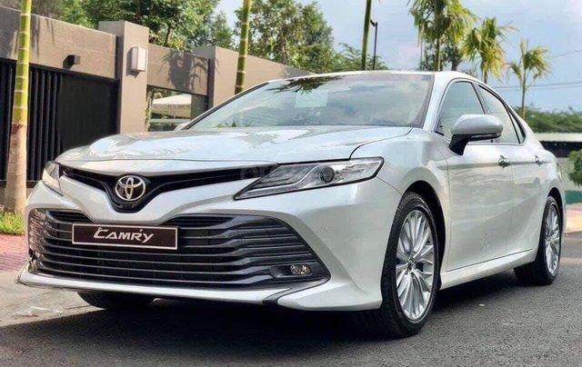 Toyota Vinh - Nghệ An bán xe Camry giá rẻ nhất Vinh Nghệ An, trả góp 80% lãi suất thấp0