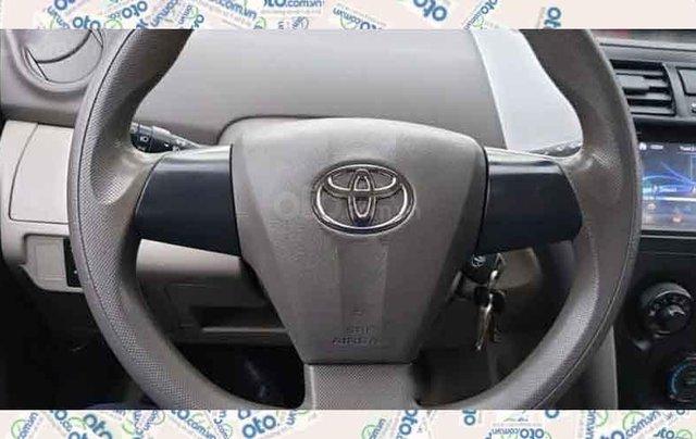 Cần bán Toyota Vios sản xuất năm 2011, màu đen2