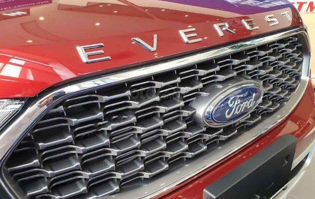 Bán xe Ford Everest Titanium 4WD năm 2020, màu đỏ, nhập khẩu nguyên chiếc3