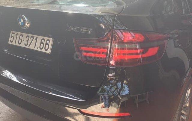 Cần bán xe BMW X6 sản xuất 2008, ĐKLĐ 2010 màu đen1