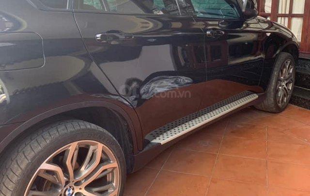 Cần bán xe BMW X6 sản xuất 2008, ĐKLĐ 2010 màu đen2