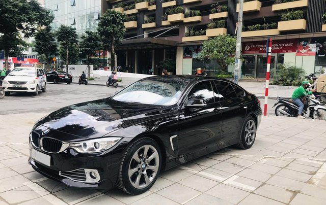 BMW 4 Series 428i Grand Coupe model 20151