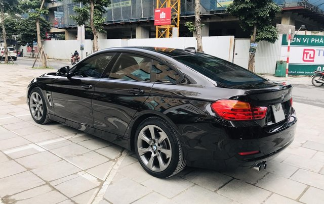 BMW 4 Series 428i Grand Coupe model 20153