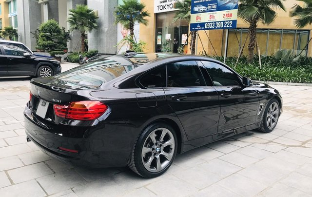 BMW 4 Series 428i Grand Coupe model 201511