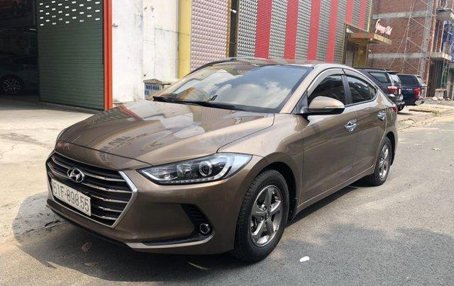Bán con xe Hyundai Elantra MT 2017 giá đẹp xe ngon chỉ có tại oto.com.vn2