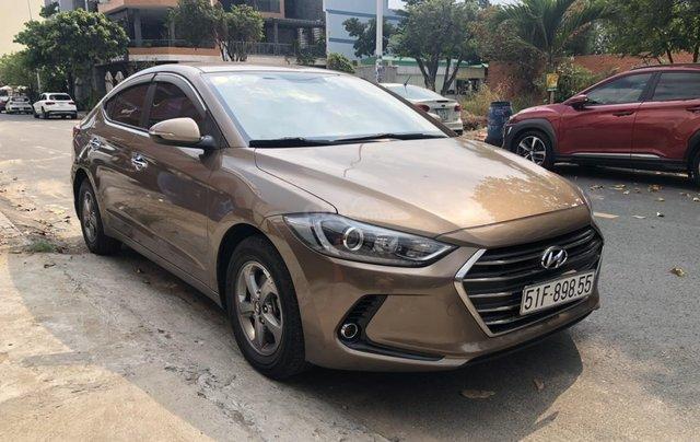 Bán con xe Hyundai Elantra MT 2017 giá đẹp xe ngon chỉ có tại oto.com.vn1