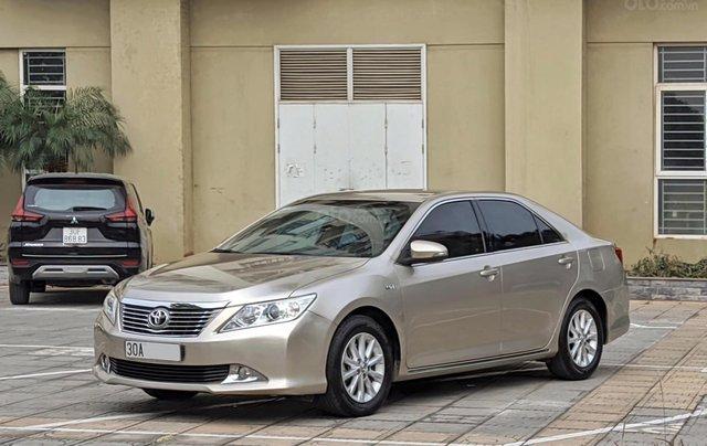 Chính chủ cần bán nhanh chiếc Toyota Camry 2.5Q sx 2013 xe còn mới1