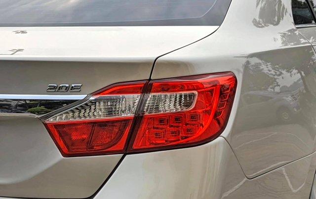 Chính chủ cần bán nhanh chiếc Toyota Camry 2.5Q sx 2013 xe còn mới3