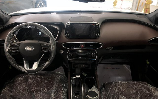 [ KM khủng, bảo hành 5 năm ]Hyundai Santafe 2020 2.4 máy xăng cao cấp, giảm 50% thuế trước bạ, xe đủ màu giao ngay6