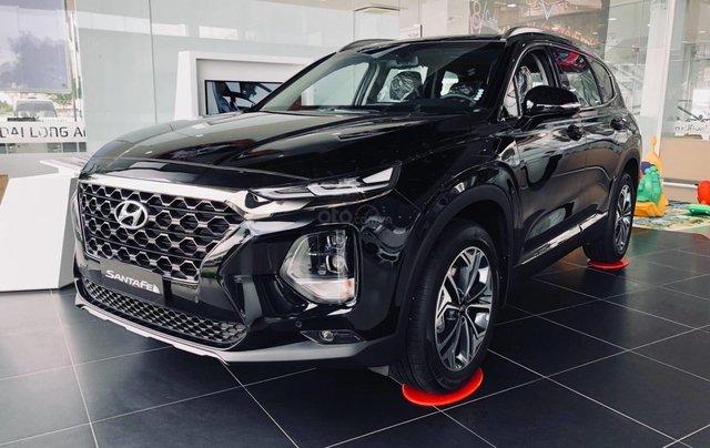 [ KM khủng, bảo hành 5 năm ]Hyundai Santafe 2020 2.4 máy xăng cao cấp, giảm 50% thuế trước bạ, xe đủ màu giao ngay1