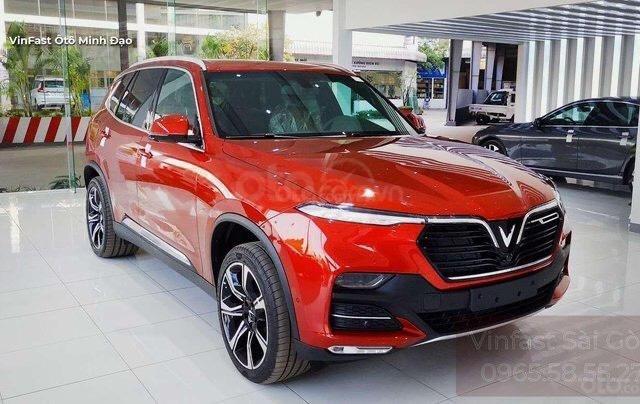 Vinfast Lux SA 2.0 giá tốt Miền Nam + Giảm đến 371 triệu tương đương 22% giá trị xe, chỉ có tại VinFast0