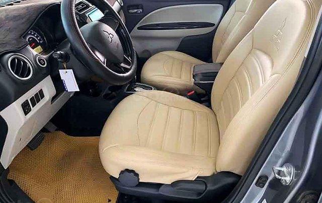 Bán ô tô Mitsubishi Attrage đời 2016, màu xám, xe nhập4