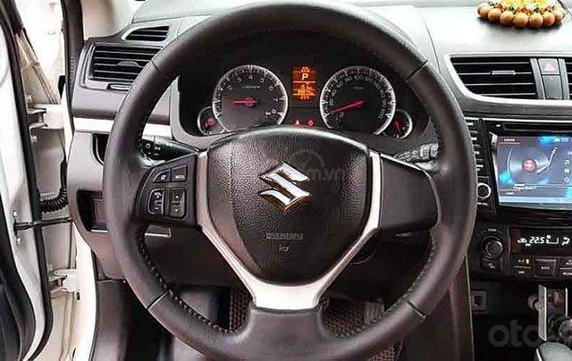 Bán Suzuki Swift sản xuất năm 2015, màu trắng3