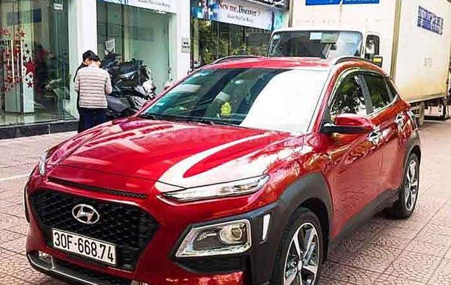 Bán xe Hyundai Kona 2.0 ATH - 2019 2019, màu đỏ, 670tr0