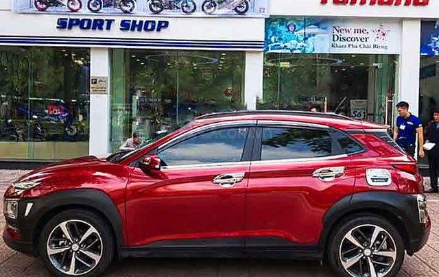 Bán xe Hyundai Kona 2.0 ATH - 2019 2019, màu đỏ, 670tr2