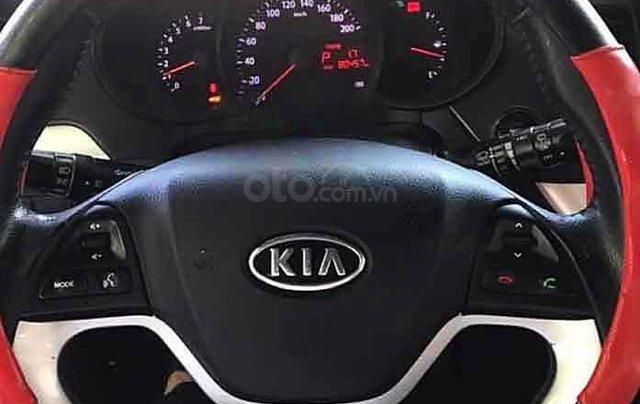 Cần bán xe Kia Morning 1.0 AT 2011, màu trắng, xe nhập4
