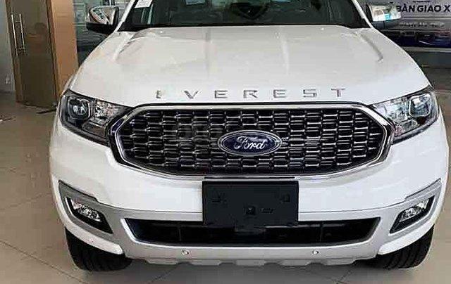 Bán Ford Everest sản xuất 2020, màu trắng, nhập khẩu nguyên chiếc3