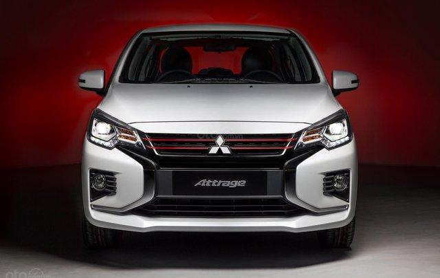 Khuyến mại số: Lô xe Attrage All New 2021, xe có sẵn giao ngay, xe nhập nguyên chiếc vẫn được ưu đãi 50% thuế trước bạ0