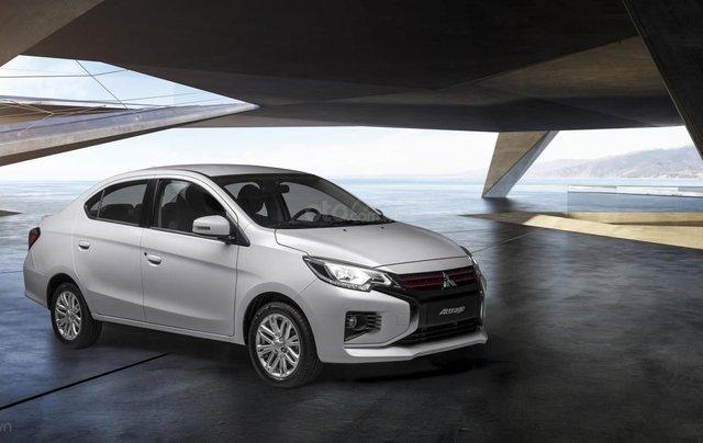 Khuyến mại số: Lô xe Attrage All New 2021, xe có sẵn giao ngay, xe nhập nguyên chiếc vẫn được ưu đãi 50% thuế trước bạ1