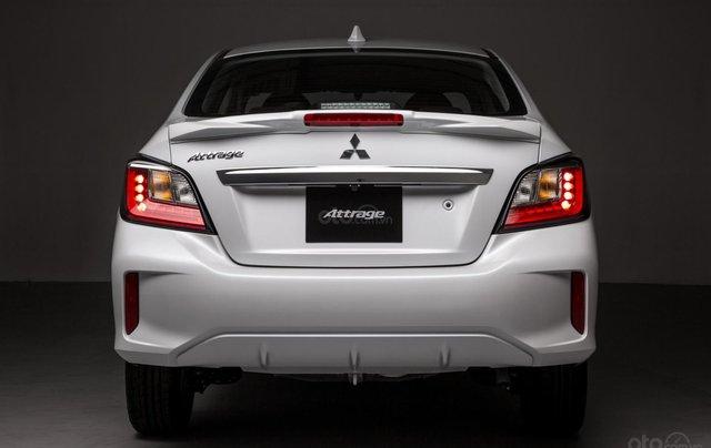 Khuyến mại số: Lô xe Attrage All New 2021, xe có sẵn giao ngay, xe nhập nguyên chiếc vẫn được ưu đãi 50% thuế trước bạ2