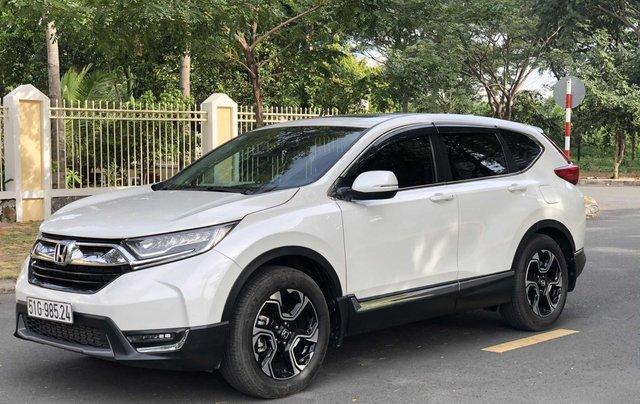 Honda CR-V L sx 2019 - nhập Thái - siêu lướt1