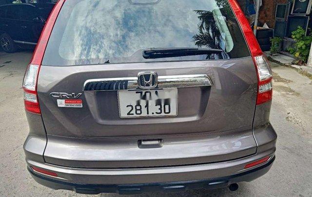 Bán Honda CR V năm 2012, nhập khẩu 3