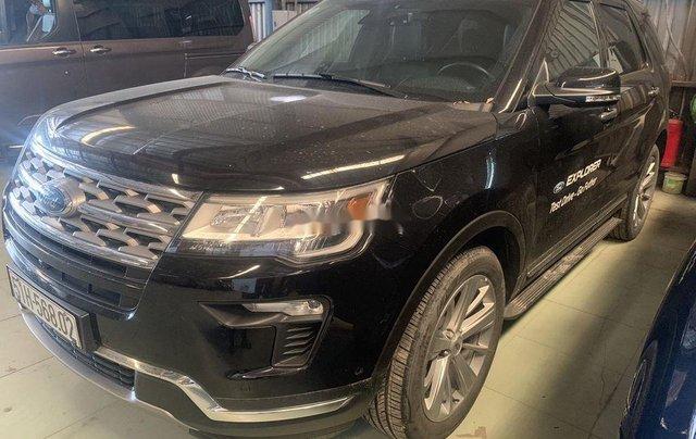 Bán Ford Explorer sản xuất 2018, xe nhập khẩu2