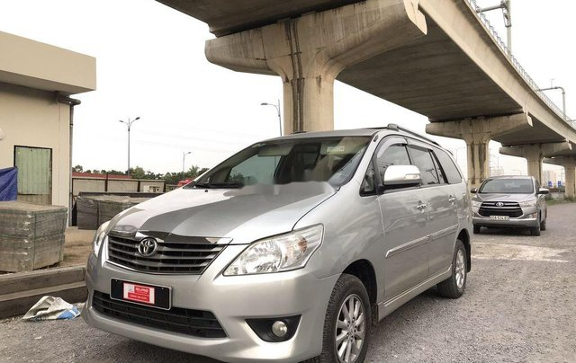 Bán Toyota Innova sản xuất năm 2013, số tự động, 490tr1