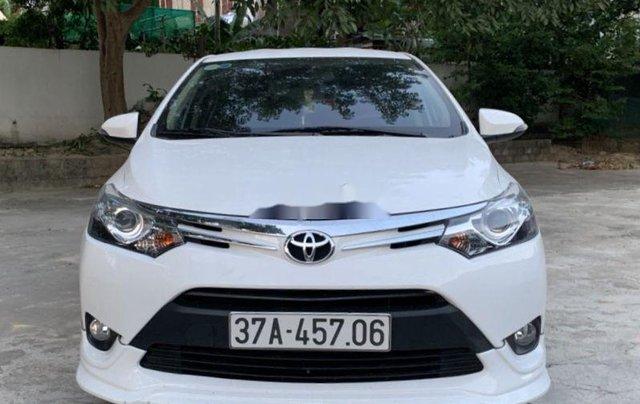 Cần bán Toyota Vios sản xuất năm 2018, số tự động0